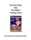 The Dust Bowl and 1940's Trading Cards