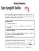 The Dysphagia Patient Handout Package