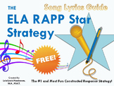 What is The ELA RAPP Star Strategy? (Intro & Song Lyrics Guide)