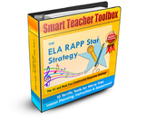 The ELA RAPP Star Strategy Smart Teacher Toolbox