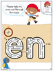 The EN Book and Games (Word Family Pre-Reader Series)