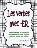 The ER verb book