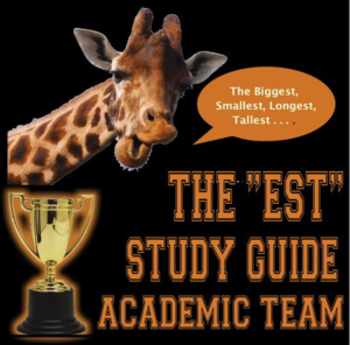 """The """"EST"""" Study Guide for Academic Team"""