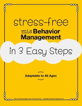 Take the Stress Out of Discipline with 3 Easy Steps