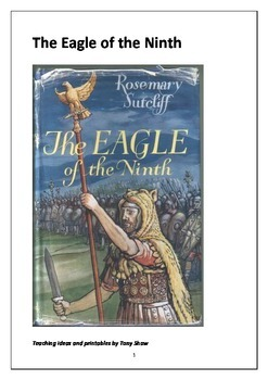 The Eagle of the Ninth Blooms Literature Unit