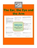 The Ear, the Eye, and the Arm Complete Literature and Grammar Unit