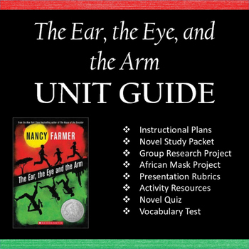 The Ear, the Eye, & the Arm Unit Guide