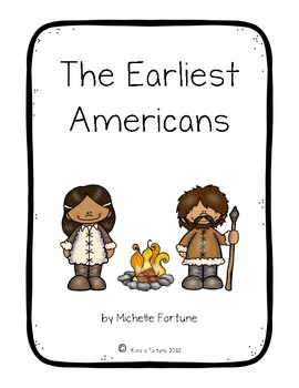 The Earliest Americans Adapted Book