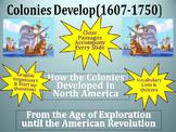 Colonial America Unit & Resource Bundle PowerPoint