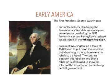 The Early Republic: Jefferson & Monroe PowerPoint
