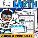 The Earth A Solar System Reader FREEBIE