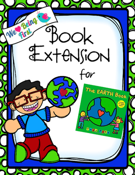 The Earth Book - Book Extension K-1