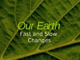 The Earth Changes Powerpoint