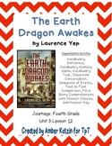 The Earth Dragon Awakes Activities 4th Grade Journeys Unit 3, Lesson 12