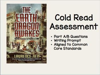 The Earth Dragon Awakes Cold Read