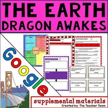 The Earth Dragon Awakes Journeys 4th Grade Unit 3 Lesson 12 Google Drive