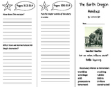 The Earth Dragon Awakes Trifold - Journeys 4th Grade Unit 3 Week 2 (2011)