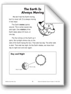 The Earth Is Always Moving (Earth & Space Science/Rotation, Revolution)