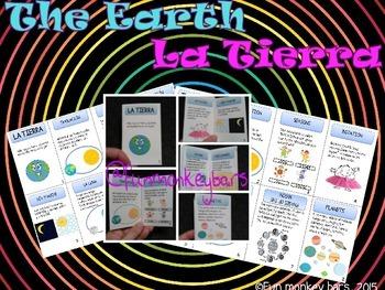 The Earth. La Tierra