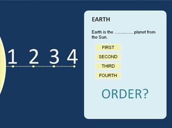 The Earth Quiz ( Solar System )