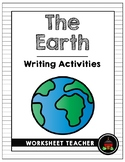 The Earth Writing Activities