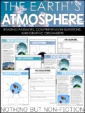 Earth's Atmosphere Reading Passages