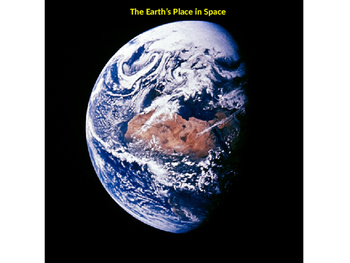 The Earth's Movement in Space