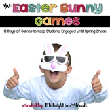 The Easter Bunny Games