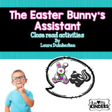 The Easter Bunny's Assistant FREE Close Read Mini Pack