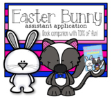 The Easter Bunny's Assistant book companion & LOTS of fun