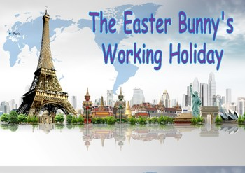 The Easter Bunny's Working Holiday