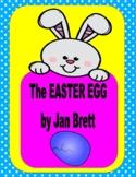 The Easter Egg by Jan Brett--A Reader's Theater