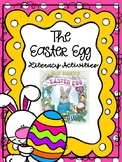 Jan Brett: The Easter Egg Activities and Choice Board (Literacy Unit)