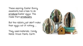 The Easter Egg Resource Project
