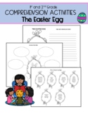 Comprehension and Writing Pack for Jan Brett The Easter Egg Gr. 1 and 2