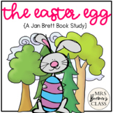 The Easter Egg {a Jan Brett book study}