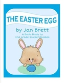 """""""The Easter Egg"""" by Jan Brett: A Common Core Book Study"""