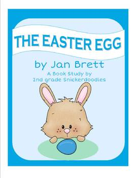 """The Easter Egg"" by Jan Brett: A Common Core Book Study"