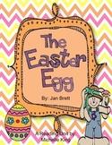 The Easter Egg by Jan Brett- Grammar and Reading Response