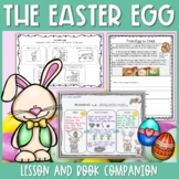 The Easter Egg by Jan Brett Lesson Plan and Book Companion - Distance Learning