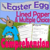 The Easter Egg by Jan Brett : Reading Comprehension & Multiple Choice Questions