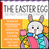 The Easter Egg Worksheet Packet