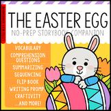 The Easter Egg Worksheet Packet