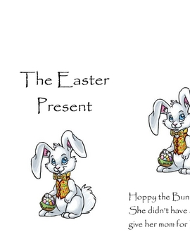 The Easter Present Emergent Reader