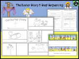 The Easter Story 5 Step Sequencing Activity