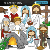 The Easter Story Clip Art