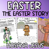 Digital and PDF Easter and Holy Week Catholic Christian Lesson