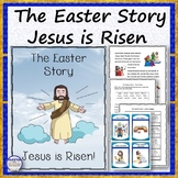 The Easter Story Jesus is Risen