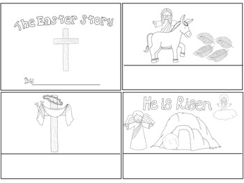 The Easter Story Sequencing