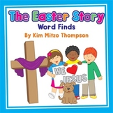 The Easter Story Word Finds